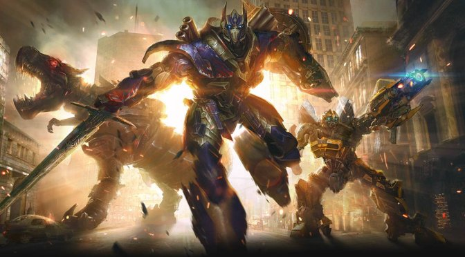 'Transform And Roll Out!' | New Transformers Movies Inbound