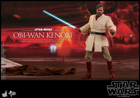 Hot Toys Review | Obi-Wan Kenobi (Deluxe Version) Star Wars: Revenge Of the Sith