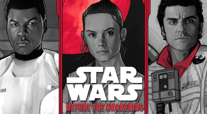 Books to Read Ahead of The Rise of Skywalker | Star Wars: Before the Awakening