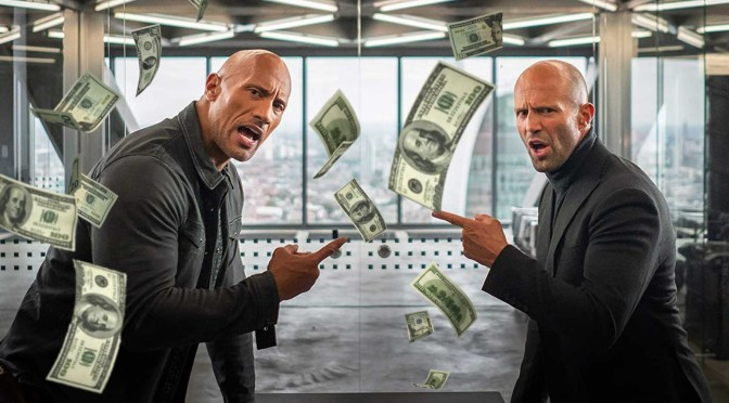 Box Office | Hobbs & Shaw Race To The Top Spot