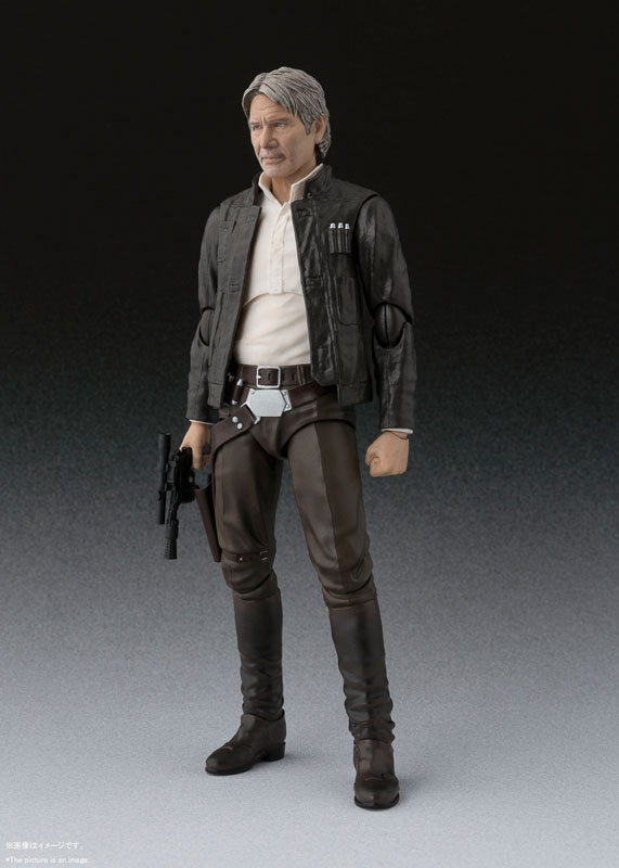 S.H. Figuarts News | Han Solo Star Wars: The Force Awakens in ProductionS.H. Figuarts News | Han Solo Star Wars: The Force Awakens in ProductionS.H. Figuarts News | Han Solo Star Wars: The Force Awakens in Production