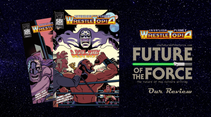 Comic Review | Invasion From Planet Wrestletopia
