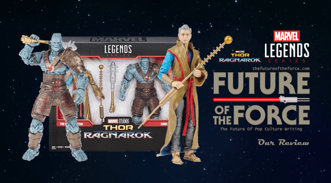 Marvel Legends Review | The Grandmaster And Korg (Thor Ragnarok)