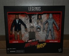 Marvel Legends Review | X-Con Luis and Ghost (Ant-Man and the Wasp)