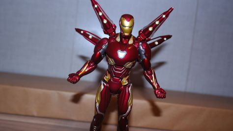 S.H. Figuarts Review | Iron Man MK-50 Nano Weapon Set 2 (Avengers Endgame)