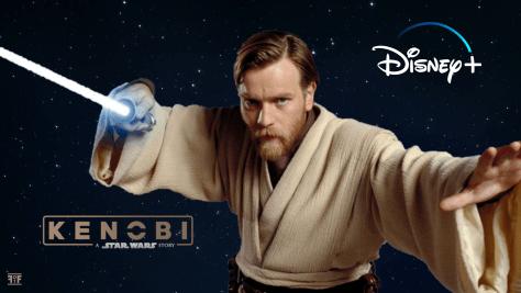 It's Official | Obi-Wan Kenobi Series Announced for Disney+