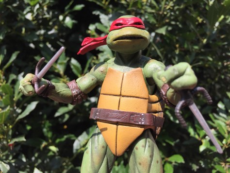 NECA Review   Raphael (Teenage Mutant Ninja Turtles 1990) GameStop Exclusive