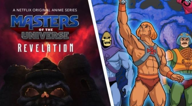 Kevin Smith to Bring Masters of The Universe: Revelation to Netflix