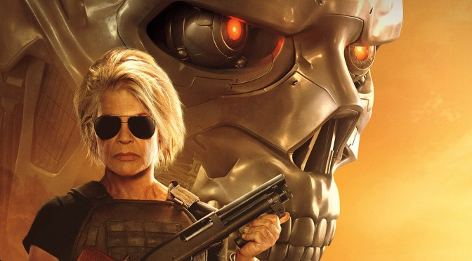 Terminator: Dark Fate | New Posters Serve Up A Surprise