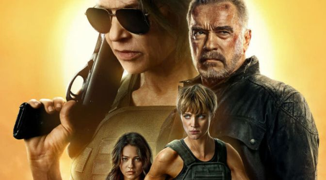 He's Back!| Terminator: Dark Fate Gives Us TWO New Trailers!