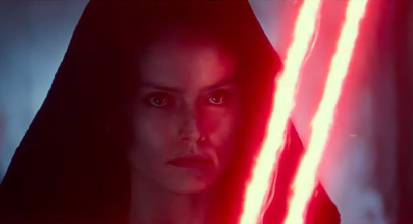 """The Rise of Skywalker 