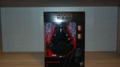 Black Series Review | Emperor Palpatine (Return of the Jedi) (EXCLUSIVE)