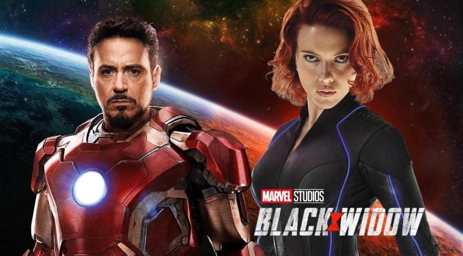 Could Robert Downey Jr Appear in Black Widow?