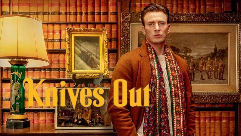 Everyone's a Suspect in the New Trailer for Rian Johnson's Knives Out
