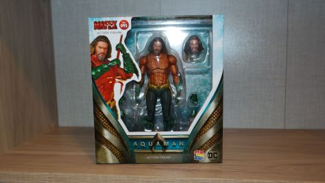 Mafex Review | Aquaman