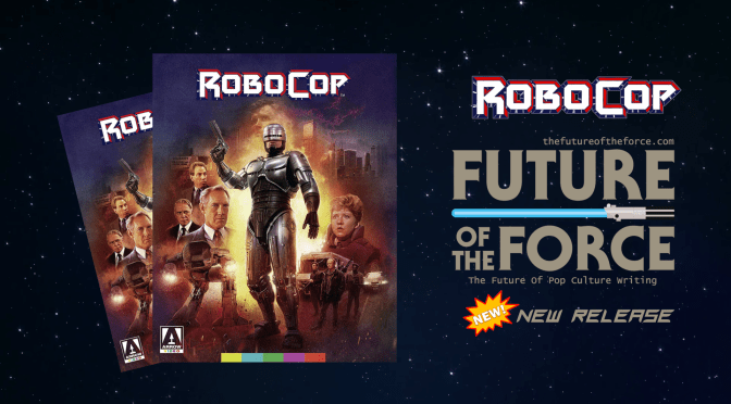 New Release | Robocop Hits 4K Blu-Ray this Christmas