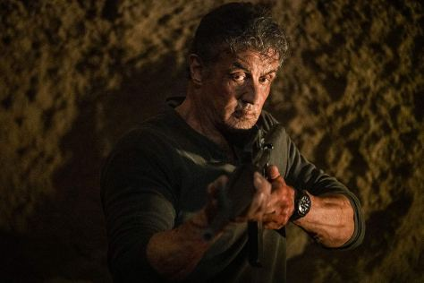 Rambo: Last Blood International Trailer REALLY Brings The Pain.