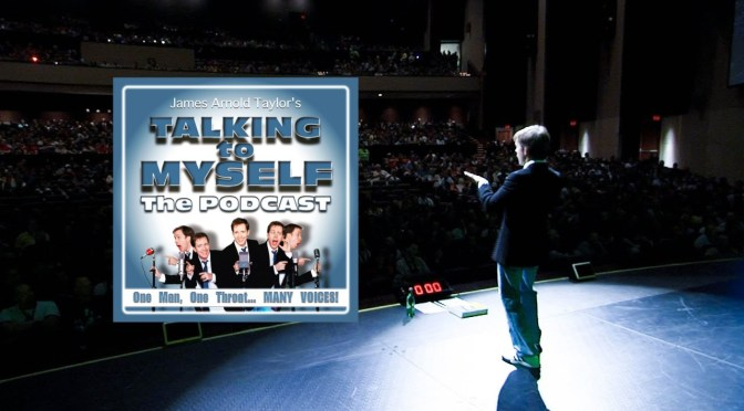 "James Arnold Taylor's Stage Show ""Talking to Myself"""