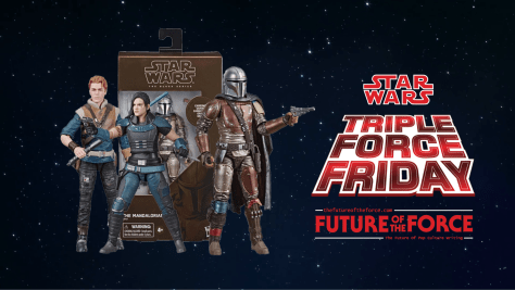 Star Wars | Triple Force Friday Hasbro Reveals
