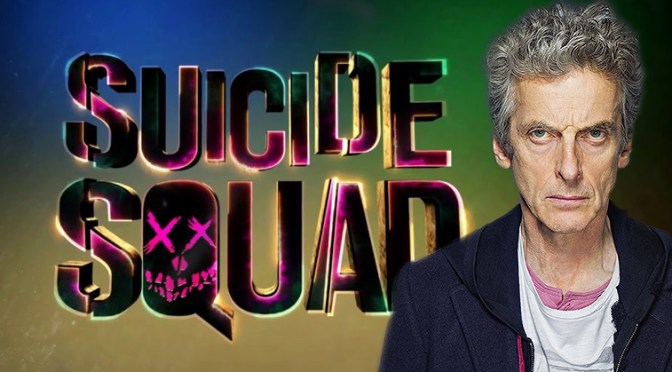 Peter Capaldi Joins The Suicide Squad