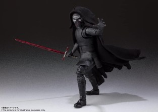 First Look | S.H. Figuarts Line-Up For The Rise Of Skywalker Revealed!