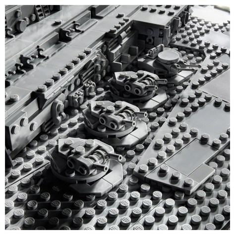 Star Wars | LEGO Unveils Behemoth Imperial Star Destroyer