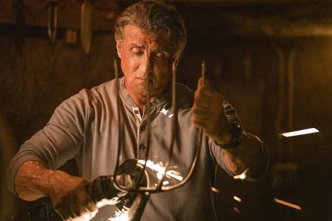 Rambo: Last Blood Reb Band Trailer Runs Red With Blood.