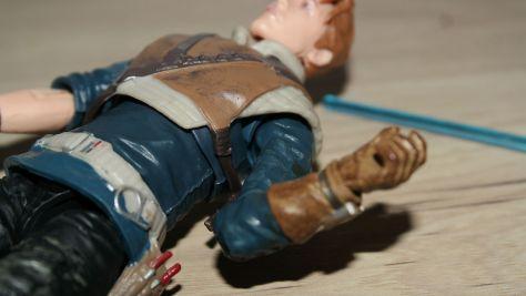 FOTF Black Series Cal Kestis Review (Star Wars Jedi Fallen Order) 2