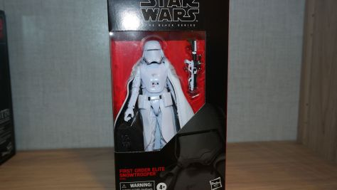Black Series Review | First Order Elite Snowtrooper (The Rise Of Skywalker) (EXCLUSIVE)