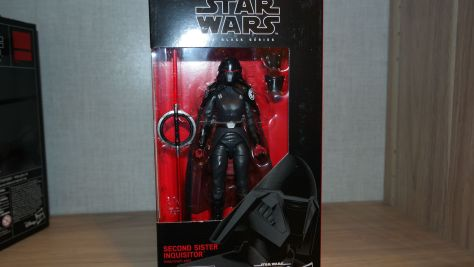 Black Series Review | Second Sister Inquisitor (Star Wars Jedi: Fallen Order)