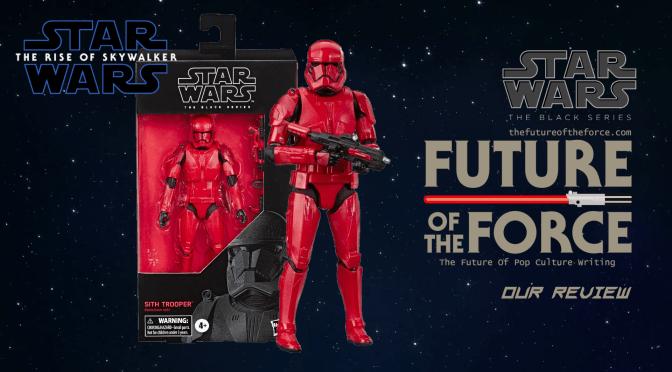 Black Series Review | Sith Trooper (The Rise Of Skywalker)