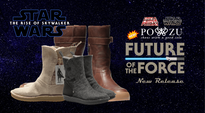 Po-Zu | Star Wars Strikes Back With The Rise of Skywalker Range