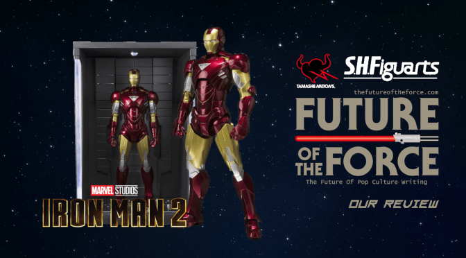 S.H. Figuarts Review | Iron Man MK-VI & Hall Of Armor Set (Iron Man 2)
