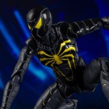 First Look - Spider-Man Anti-Ock Suit (S.H. Figuarts) 6