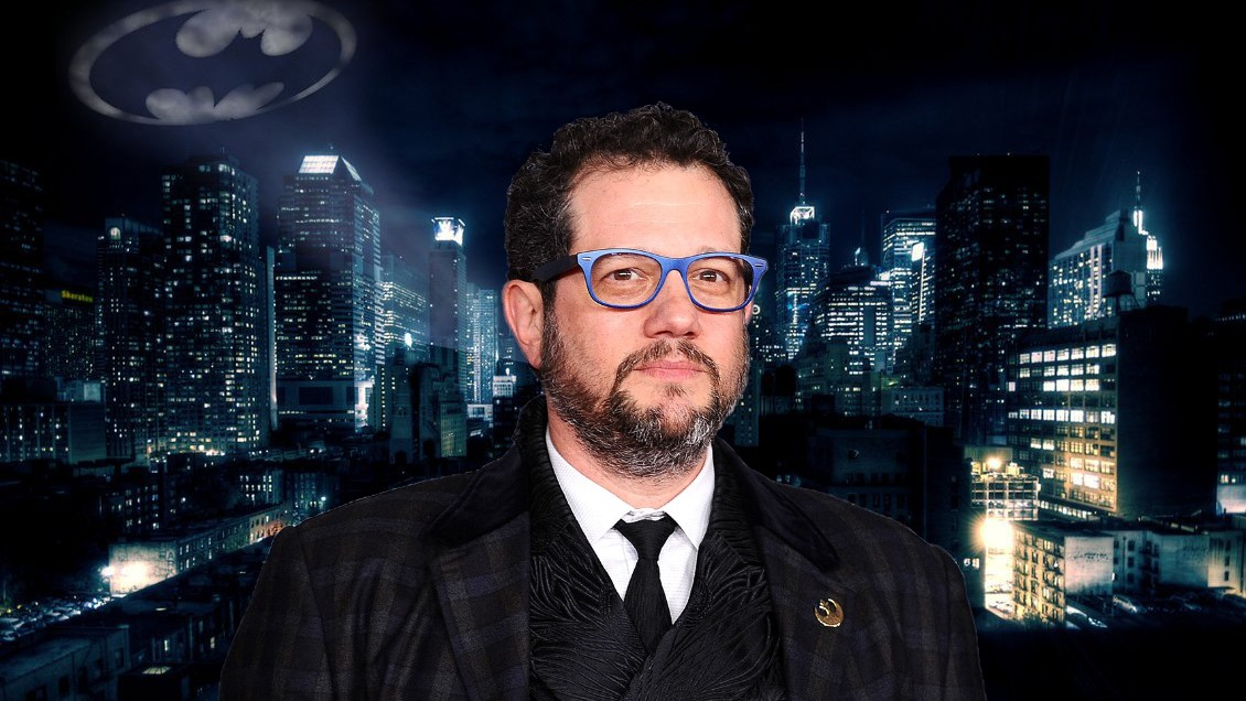 Michael Giacchino to Score The Batman