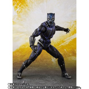 S.H Figuarts Black Panther Reveal 6