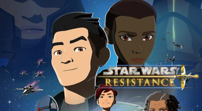 "Star Wars: Resistance | ""Into The Unknown"" Special Preview"