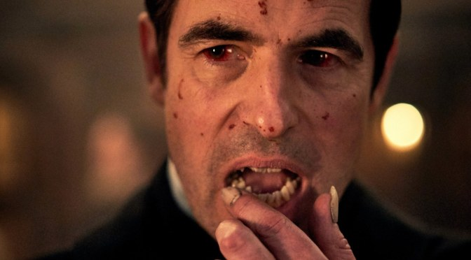 The BBC Dracula Series Gets a Deliciously Bloodthirsty Teaser