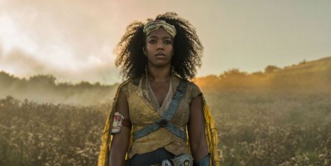 Star Wars | Naomi Ackie Discusses Her The Rise of Skywalker Character