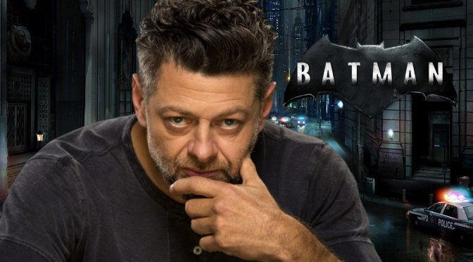 Andy Serkis Cast as Alfred in The Batman
