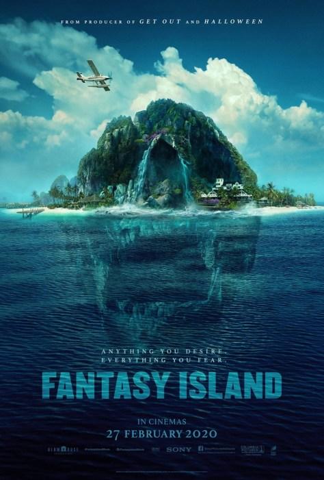 Fantasy Island UK Poster