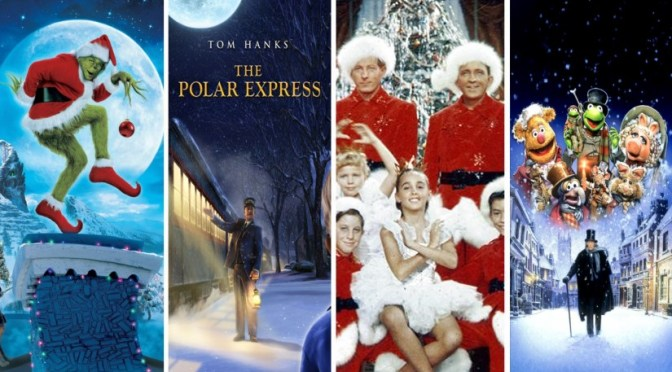 Festive Top Five | 5 Movies to Get You in the Christmas Spirit