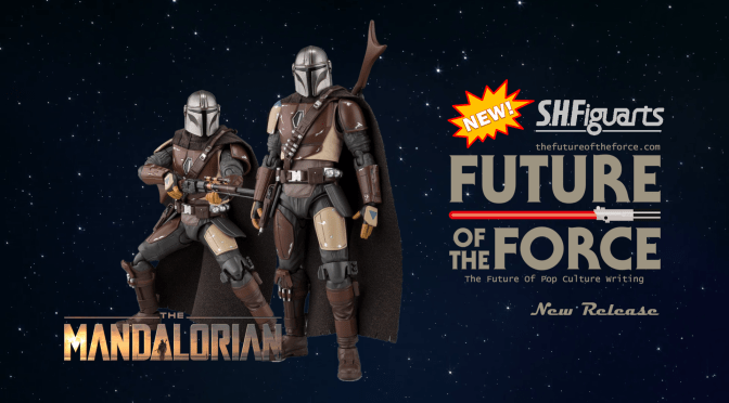 First Look | The Mandalorian (S.H. Figuarts)