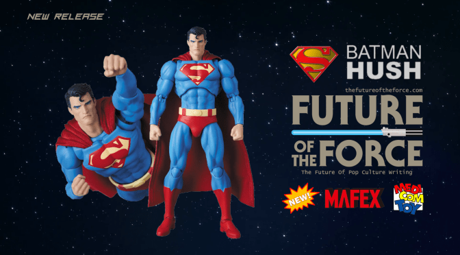 First Look | Superman (Batman: Hush) Medicom: MAFEX