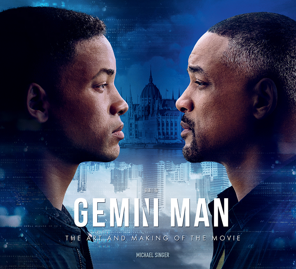 Gemini Man: The Art And Making Of The Movie Cover