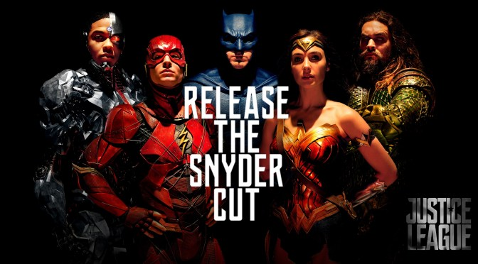 Justice League The Snyder Cut Coming to HBO Max