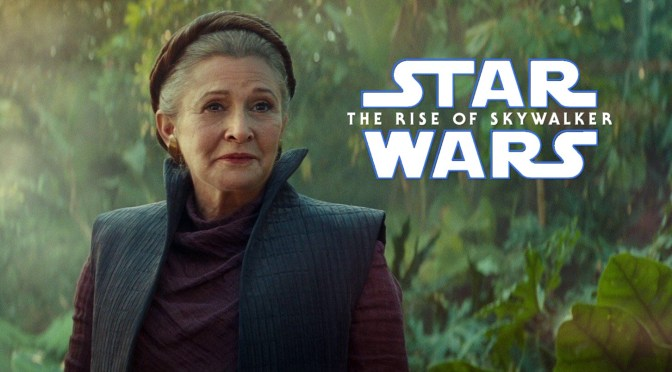 The Original Plan for The Rise of Skywalker Involved Leia Wielding a Lightsaber