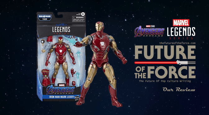Marvel Legends Review | Iron Man MK-LXXXV (Avengers Endgame)