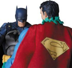 First Look Superman (Batman: Hush) Medicom: MAFEX