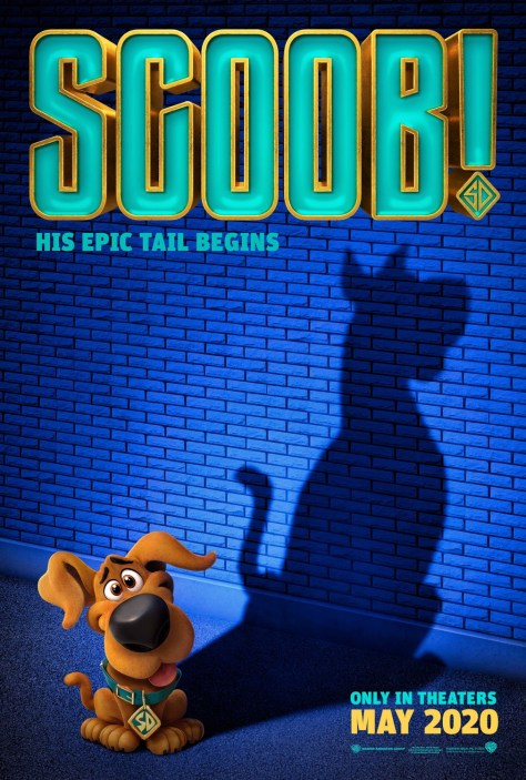 Grab Your Scooby Snacks - The New Teaser for Scoob! Has Arrived